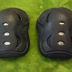 Защита коленная детская для роликов