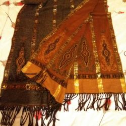 Tippet scarf
