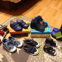 Shoes for the boy 22, 25, 26, 27