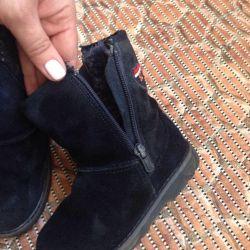 Οι μπότες είναι φυσικές