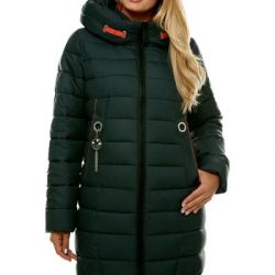 New down jacket for size 54-56