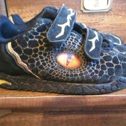 Spor Ayakkabıları 3D Dino, Dinozorlar