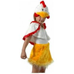 Karnaval kostümü tavuk
