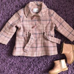 Outerwear for girls 92-104