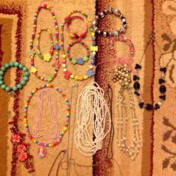 Jewelery to choose from