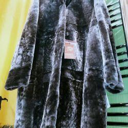 Νέο μέγεθος coat muton 50
