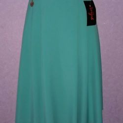 The skirt is new, size 46.