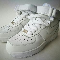 Nike Air Force 1. Leather. Nike Force Sneakers