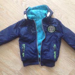 New Double Sided Jacket