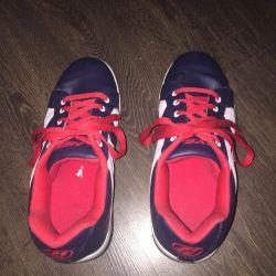 Heelys boots