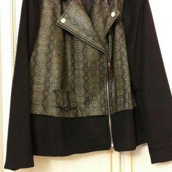The jacket is super !!! Mango. Size 52