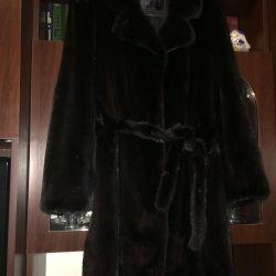 Mink παλτό Elena Furs