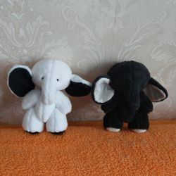 Elefant teddy