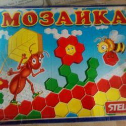Mosaic large