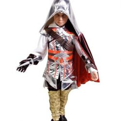 Costume Assassin, costume Warrior Assassin