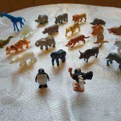 Animals Kinder Toys