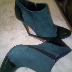 Italian ankle boots