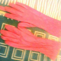 Eldivenler yeni deri