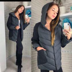 Jacheta de iarnă pentru femei caldă