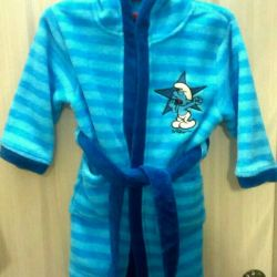 Children's dressing gown