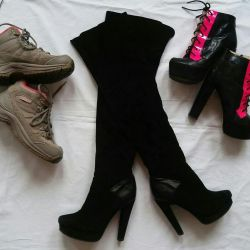 Πολλά παπούτσια 37
