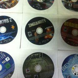 Singularity, PS3, κοινή χρήση