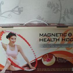 Μαγνητική στεφανιαία μασάζ με καμπύλη υγείας 1.2