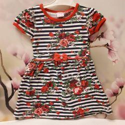 Новое платье детское размер 104.110.116