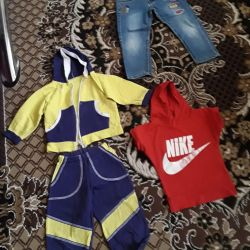 Children's clothing package