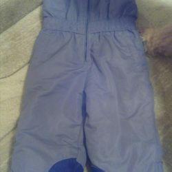 2-year-old raincoat pants (sale or exchange)