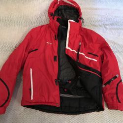 Winter jacket for a boy, size 44-46