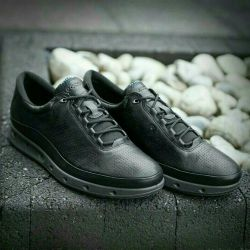 Ecco Cool Ecco. Biom shoes. Yak skin