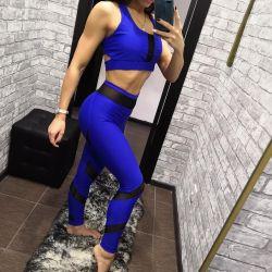 Set leggings + top