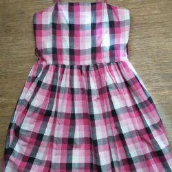 Βαμβακερό φόρεμα / νέο