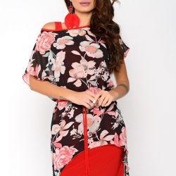 плаття з накидкою 48-52
