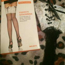 Sexy stockings.