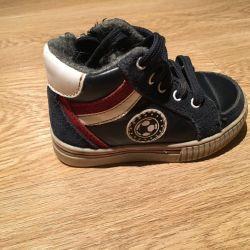 Bebek ayakkabı gitmek