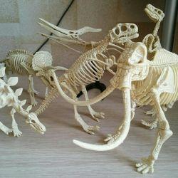 Dinozorlar (koleksiyon 6 adet)