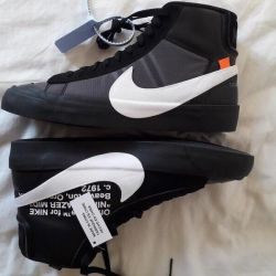 Nike x Off White Blazer Sneakers