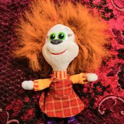 Lisa Barboskina soft toy