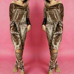 New Velvet Jumpsuit