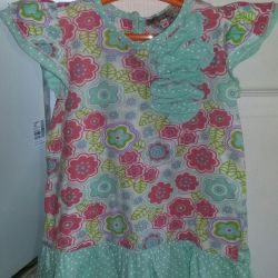 I will sell a girly summer dress 100% Cotton