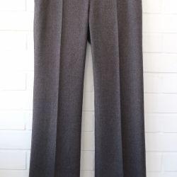 Wool pants Max Mara. Original