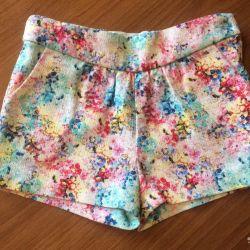 Zara new shorts 80-86cm