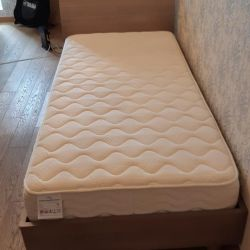 Single bed 200/90 with mattress