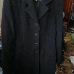 Cloak, coat, jacket.