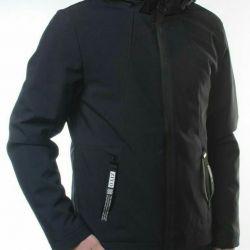 Куртка мужская (35% хлопок, 65 полиэтер)