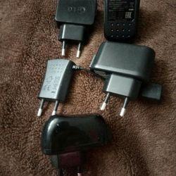 Mufă / încărcător USB