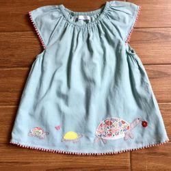 Платье после купания/туника/платье Baby Boden