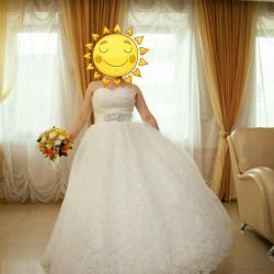 Selling a chic wedding dress